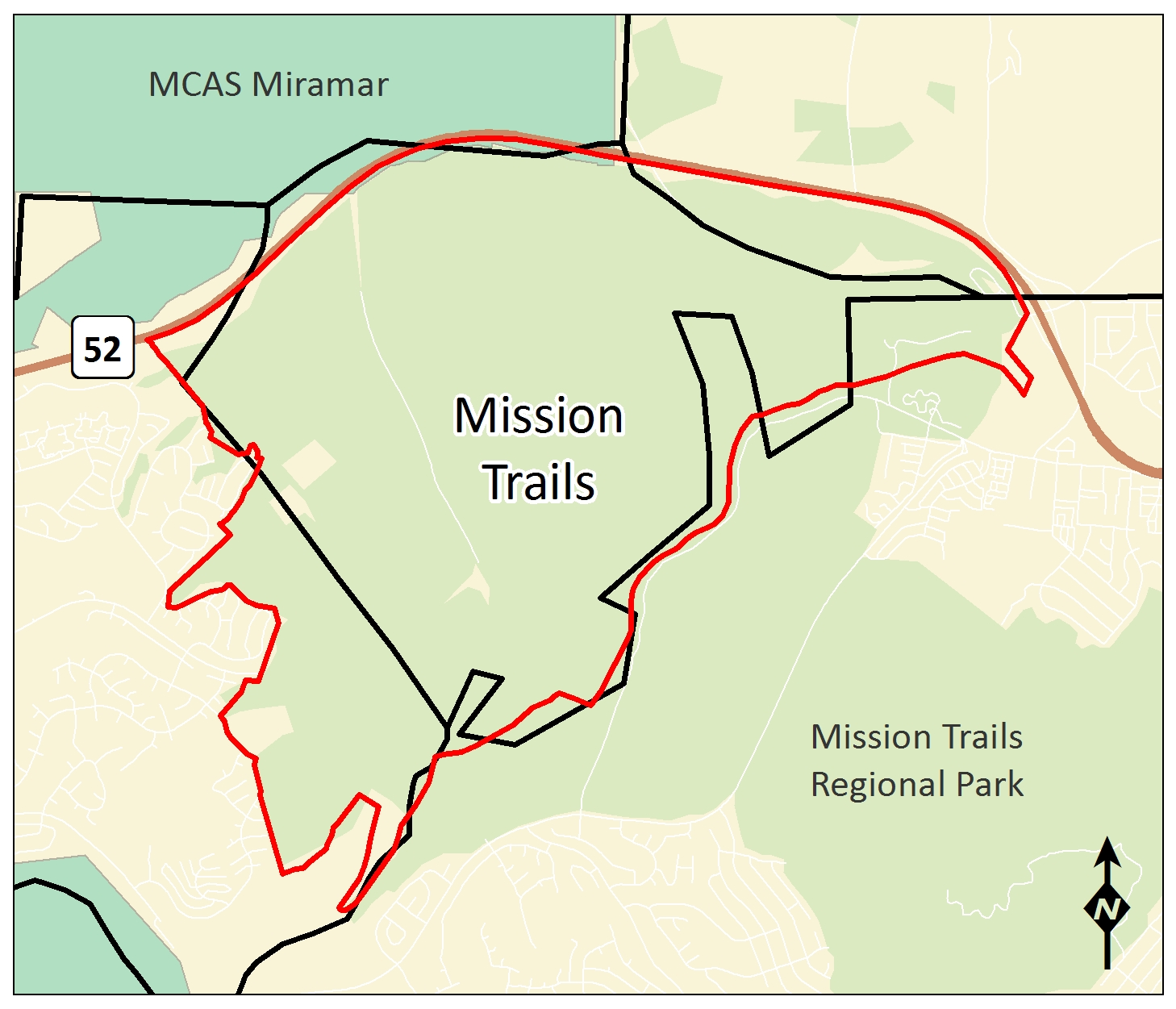 Mission Trails on
