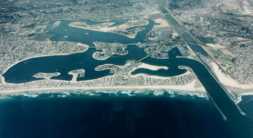 Site Santa Fe >> Los Angeles District > Missions > Civil Works > Navigation > Mission Bay