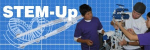 STEM-Up Web Ad
