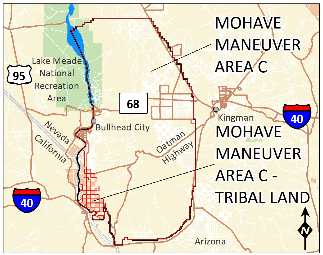 Mohave Maneuver Area C